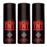 Tnt Deodorant Natural Spray Juego de 3 a 100 ml bajo Set